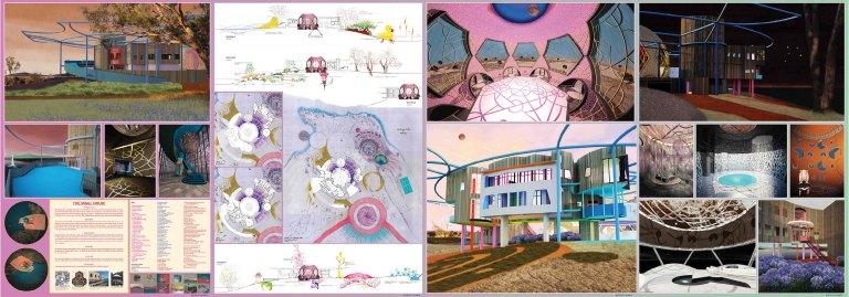 Matthew Bird, Cassandra Fahey & Michael Spooner, A Small House,