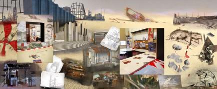 Exhibition Panorama by Matthew Tibballs