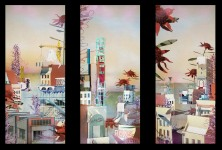Andre Wee, Exhibition Panel 4
