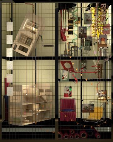 Brooke Barker, Yuchen Gao, Exhibition Panels 2