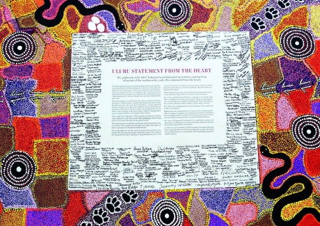 The Uluru Statement from the Heart