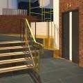 Alex Kemp_View_Stair